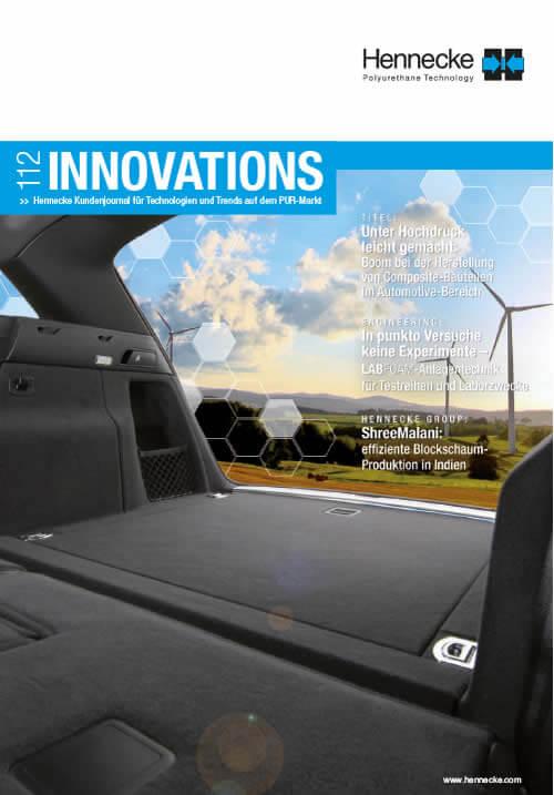 Download - Hennecke Innovations - Ausgabe 112 (PDF)