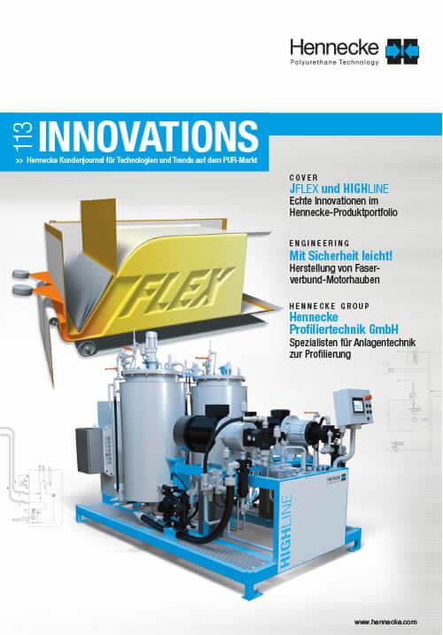 Download - Hennecke Innovations - Ausgabe 113 (PDF)