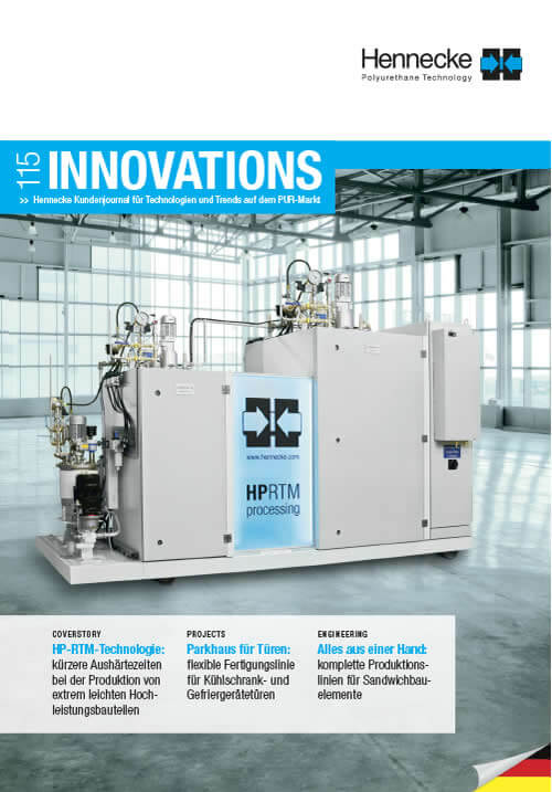 Download - Hennecke Innovations - Ausgabe 115 (PDF)