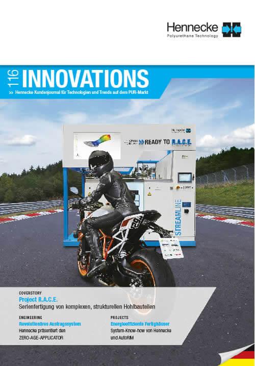 Download - Hennecke Innovations - Ausgabe 116 (PDF)