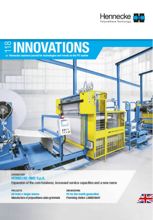 Download - Hennecke Innovations - Issue 118 (PDF)