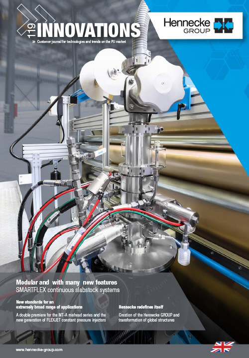 Download - Hennecke Innovations - Issue 119 (PDF)
