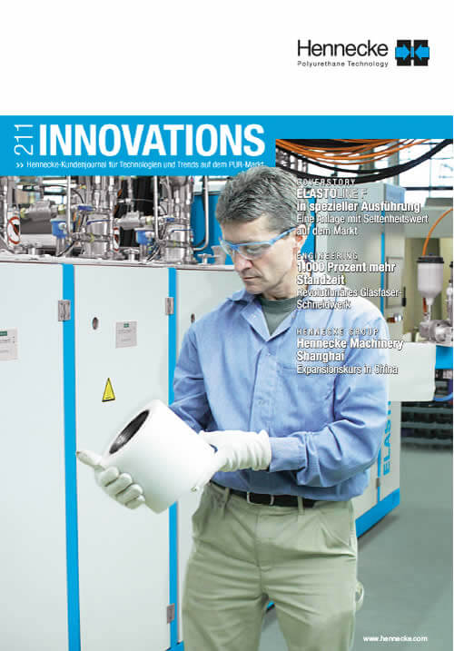 Download - Hennecke Innovations - Ausgabe 211 (PDF)
